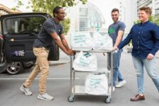 How hunger-fighting orgs have used DoorDash to help save 1 million pounds of food from landfills
